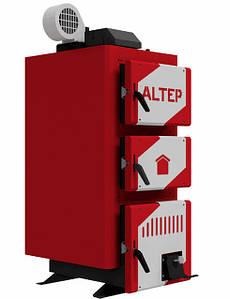 Твердотопливный котел Altep Classic Plus 12
