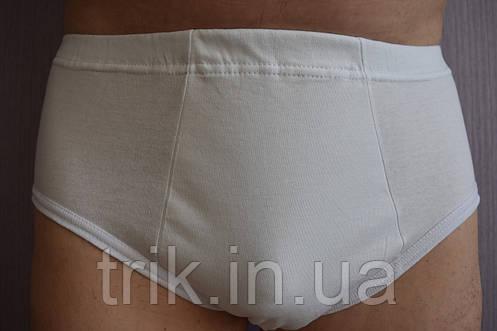 Мужские трусы плавки белые, фото 2