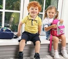 Дошкольные рюкзаки и детские сумки