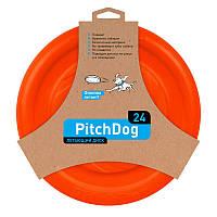 Collar PitchDog диск для собак 24 см