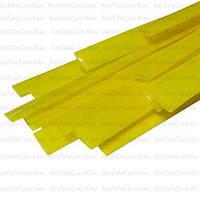 Термоусадка RSFR-105 WOER, 1.0/0.5мм, жёлтая, 1м (1уп/100м)