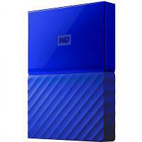 "Внешний жесткий диск 2.5"" 1TB Western Digital (WDBYNN0010BBL-WESN), фото 1"