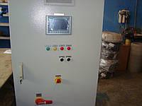 Шкаф управления воздуходувкой-роторным компрессором.