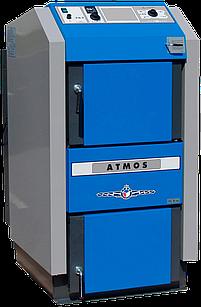 Твердотопливные котлы Atmos DC 18 S (Чехия)