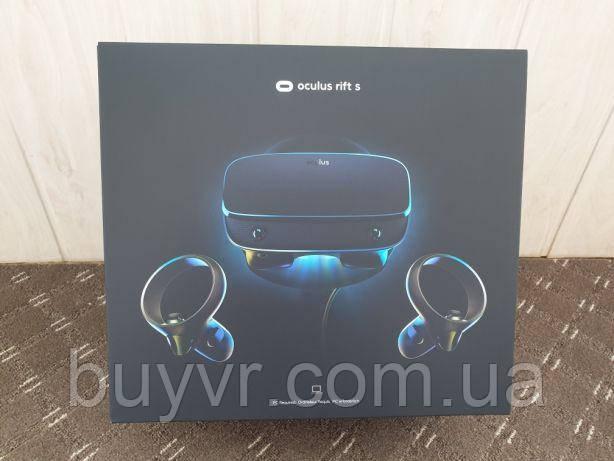 Oculus Rift S, шлем виртуальной реальности