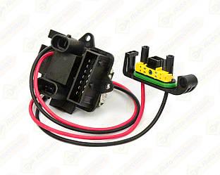 Резистор регулятора скорости вращения вентилятора на Renault Trafic II2001->2014 — AutoTechteile - 5090113