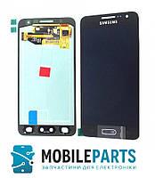 Дисплей для Samsung A500F Galaxy A5 Duos |A500FU |500H (2015) с сенсором(Черный) TFT подсветка не регулируется