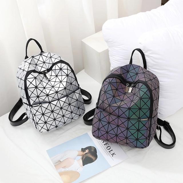 Женский рюкзак Бао Бао Bao Bao Issey Miyake фото