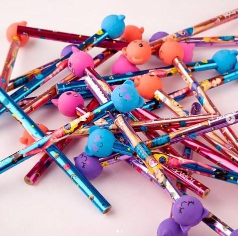 Ручки TOP Model фломастеры набор караднашей