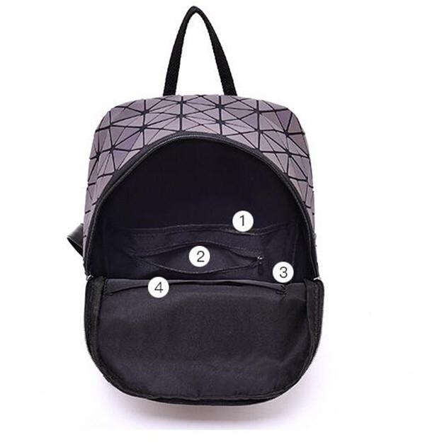 Женский рюкзак Бао Бао Bao Bao Issey Miyake фото 25