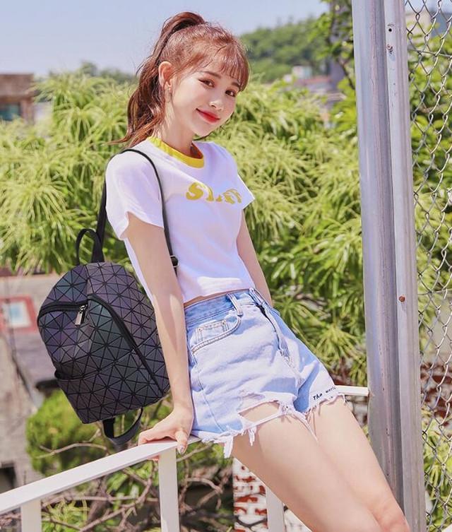 Женский рюкзак Бао Бао Bao Bao Issey Miyake фото 4