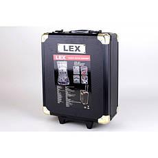 Набір ключів LEX 186CC-2 186шт., фото 2