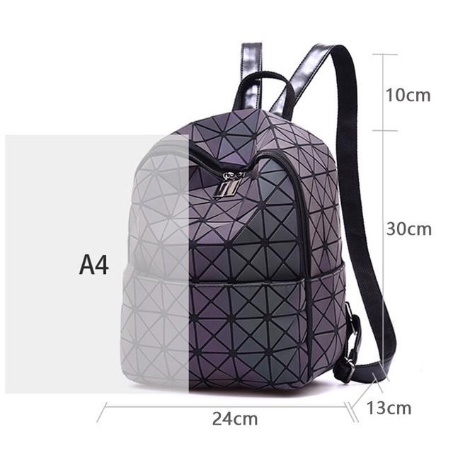 Женский рюкзак Бао Бао Bao Bao Issey Miyake фото 16