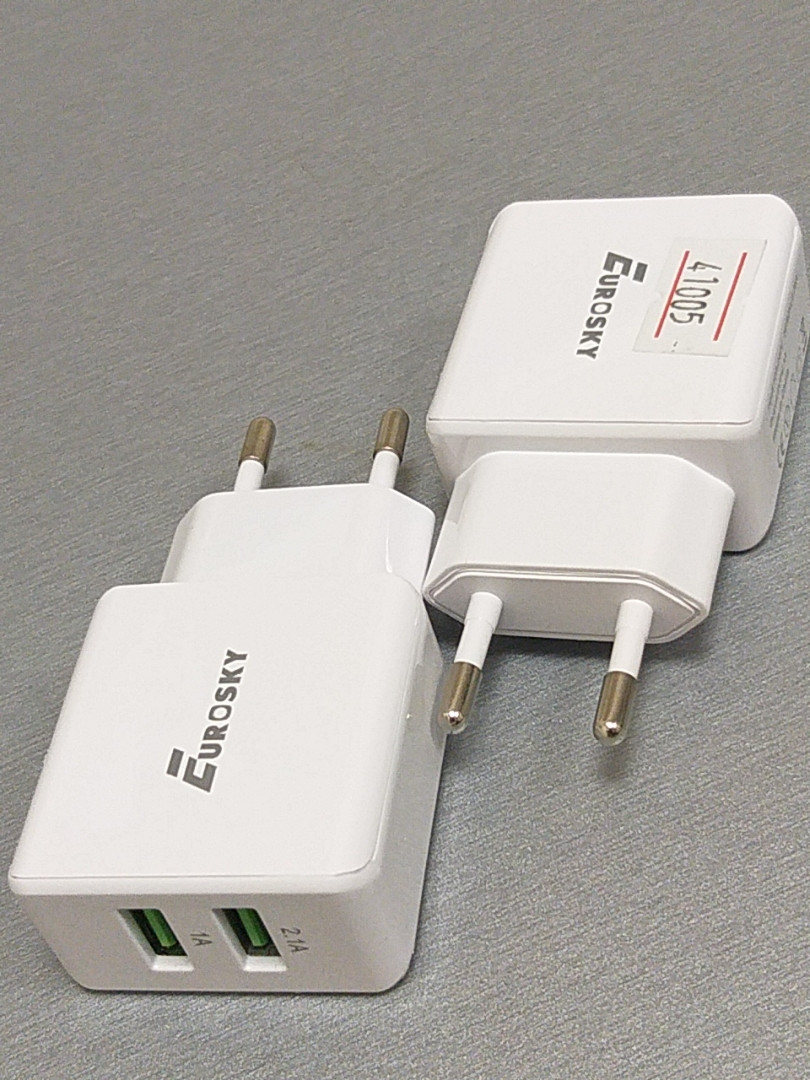 Адаптер  YEUROSKY  E- POWER 2 USB