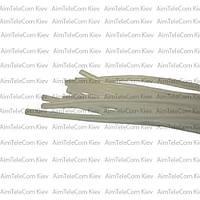 Термоусадка с клеем W-1SB(2X) WOER, 4.8/2.4мм, прозрачная, 1м (1уп/150м)