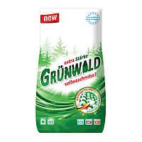 """Бесфосфатный стиральный порошок """"Grunwald"""" Горная Свежесть 10 кг (117 стирок)"""