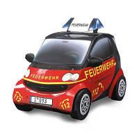 Сборная модель Умная бумага Smart fortwo-пожарный серии Автомобили (159-04)