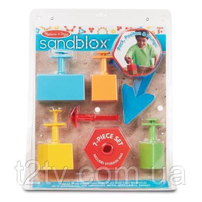 Игровой набор Melissa&Doug Строительство песчаных фигур (MD8260)