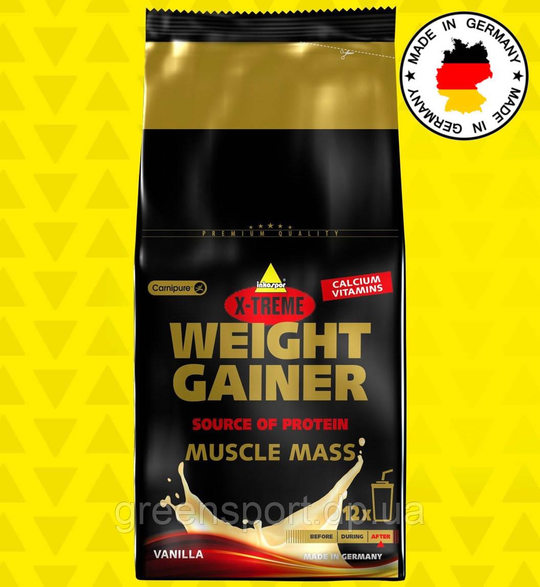Гейнер Inkospor X-Treme Weight Gainer 1.2 кг Ваниль