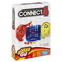 Настольная игра Hasbro Собери 4 (B1000)