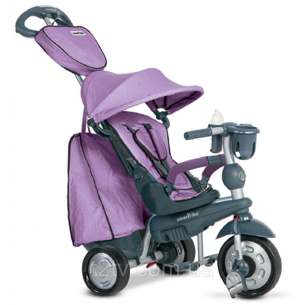 Дитячий велосипед Smart Trike Explorer 5 у 1 Purple (8201200)