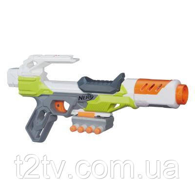 Игрушечное оружие Hasbro Nerf Бластер Модулус ЙонФайр (B4618)