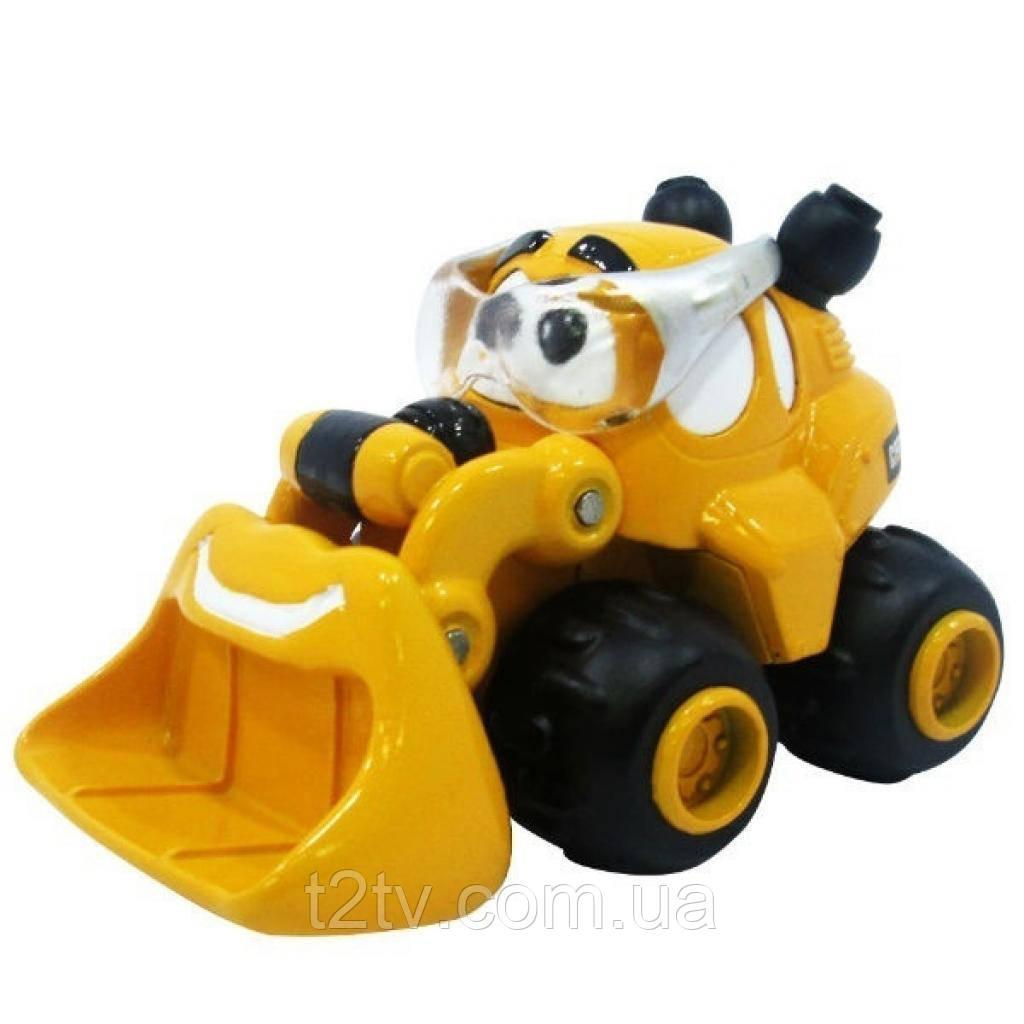 Спецтехника Toy State САТ Погрузчик Ренди 9 см (80403)