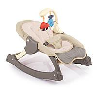 Кресло-качалка Weina MusiCozzi Joy шоколадный (4011.101.01)