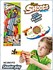 Игровой набор - Арбалет, лук, стрелы, пистолет 8901F-2