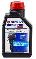 Масло Suzuki-Motul Marine 2T, TC-w3 (1 литр)