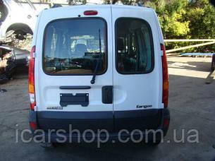 Стекло Renault Kangoo I 97-08 тыл левый без электро обогревателю DG