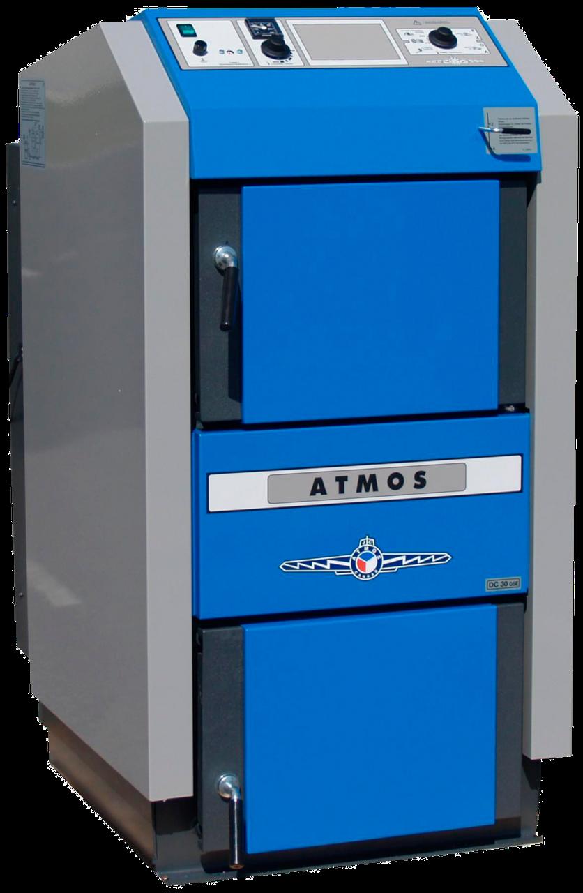 Твердотопливные котлы Atmos DC 22 S (Чехия)
