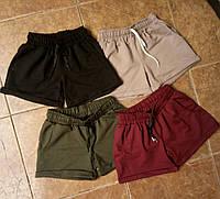 Модные и практичные, женские, летние шорты (турецкая двунитка) РАЗНЫЕ ЦВЕТА