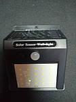 Светодиодный светильник на солнечной батарее с датчиком движения, фото 3