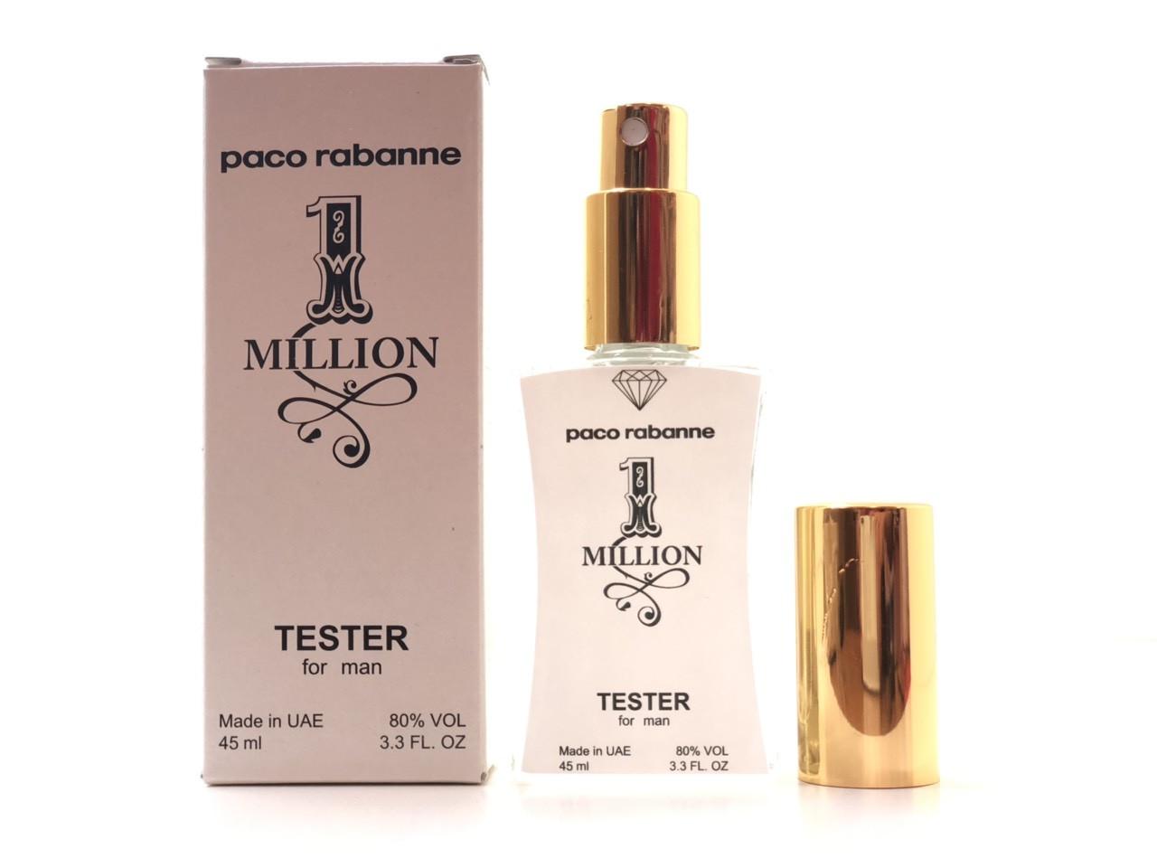 Мужской парфюм Paco Rabanne 1 Million (Пако Рабанн 1 Миллион) 45 мл Diamond - реплика