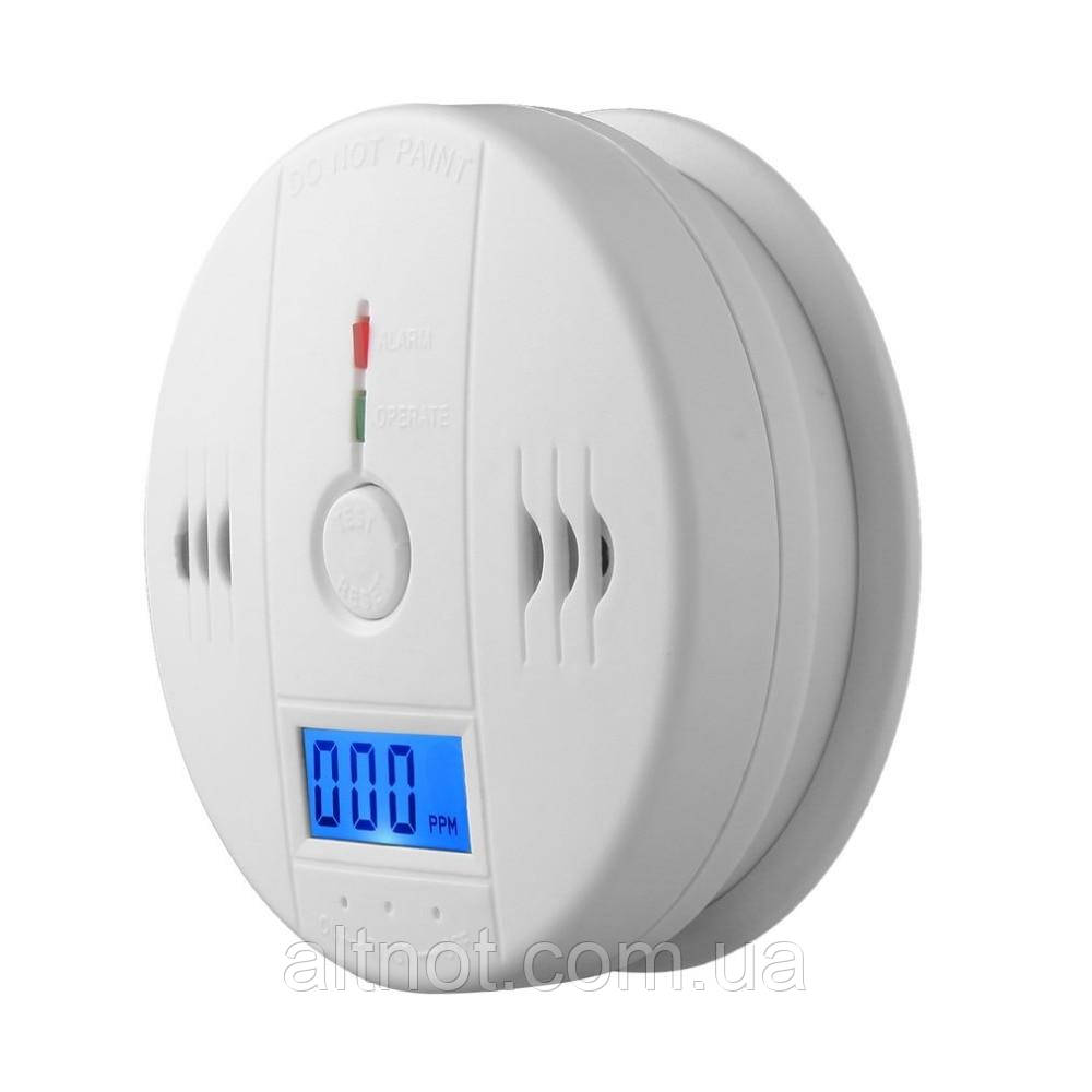Сигнализатор /детектор угарного газа (окиси углерода).