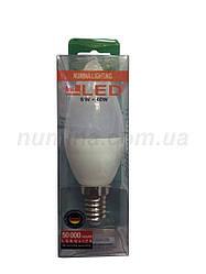 Світлодіодна лампа свічка LAMP CLASSIC C37 6W E14 6500K