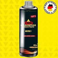 L-Карнитин Inkospor X-Treme L-Carnitine Concentrate 1000 мл Освежающий лимон, фото 1