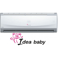 Кондиционер MIDEA IDEA Baby ISR-12HR-BN1