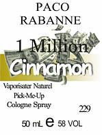 Духи 50 мл (229) версия аромата Пако Рабан 1 Million