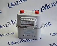 Польский газовый счетчик Metrix G4T для наружной установки бытовой, диафрагменный(мембранный)