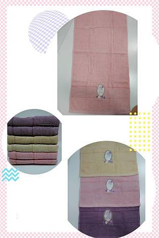 Полотенце банное махровое 70*140 см (от 6 шт), фото 2