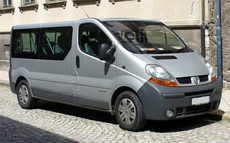 Renault Trafic II (01-) (Минивен)