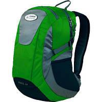 Рюкзак Terra Incognita Trace 28 зелёный/серый