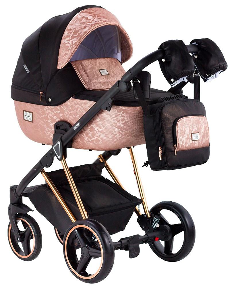 Детская универсальная коляска 2 в 1 Adamex Mimi Y837