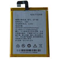 Аккумулятор PPTV PP6000 EF168 (King 7). Батарея PPTV PP6000 EF168 (King 7) (3610 mAh). Original АКБ (новая)