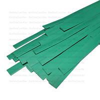 Термоусадка W-1-H WOER, 2.0/1.0мм, зелёная, 1м (1уп/100м)