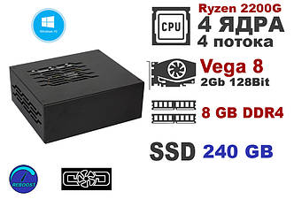 Компьютер ReBoost COD 2200G nano Enterprise edition