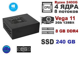 Компьютер ReBoost COD 2400G nano Enterprise edition