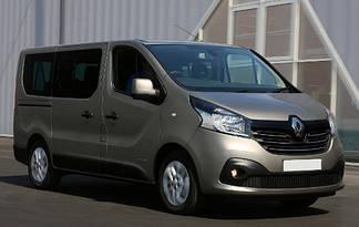 Renault Trafic IIІ (14-) (Минивен)